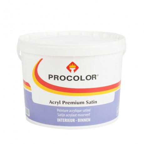 Acryl Premium Satin