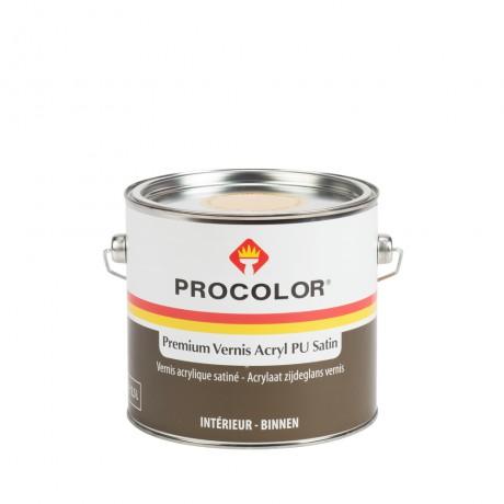 Premium Acryl Vernis Pu Satin