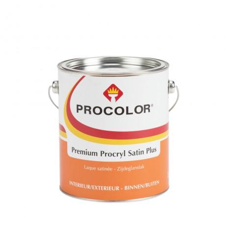 Premium Procryl Satin Plus